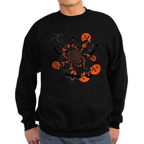 Pumpkin Bats Sweatshirt (dark)