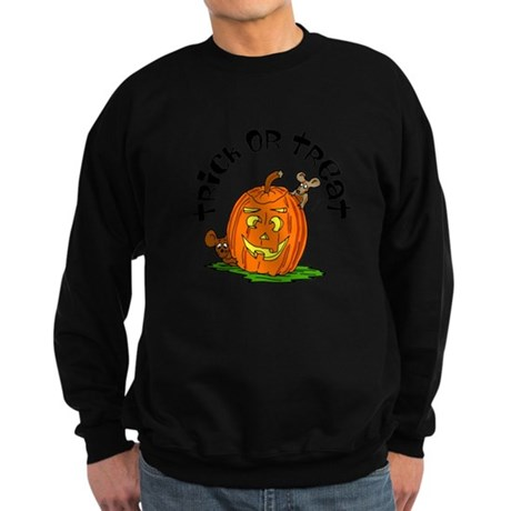 Pumpkin Mice Sweatshirt (dark)