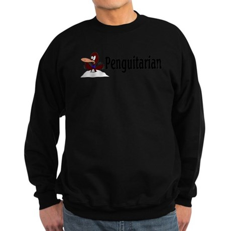 Penguitarian Penguin Sweatshirt (dark)