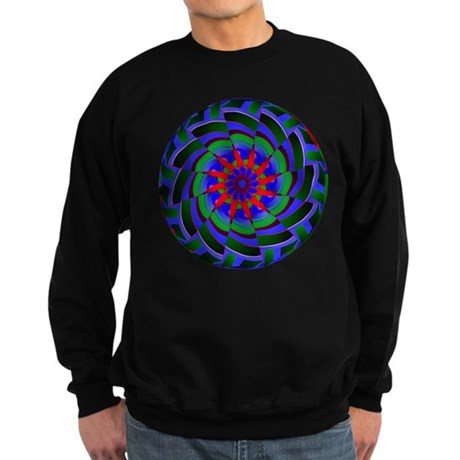 Kaleidoscope 0004 Sweatshirt (dark)