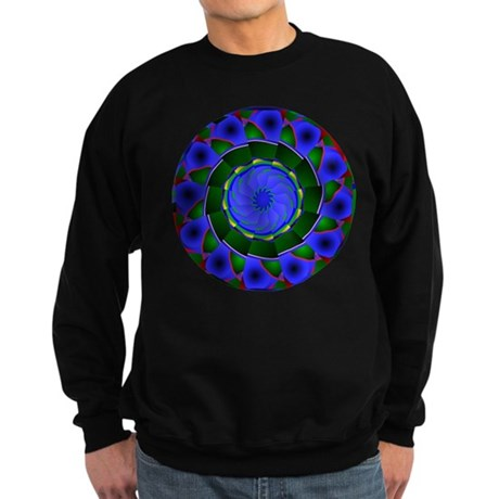Kaleidoscope 0001 Sweatshirt (dark)