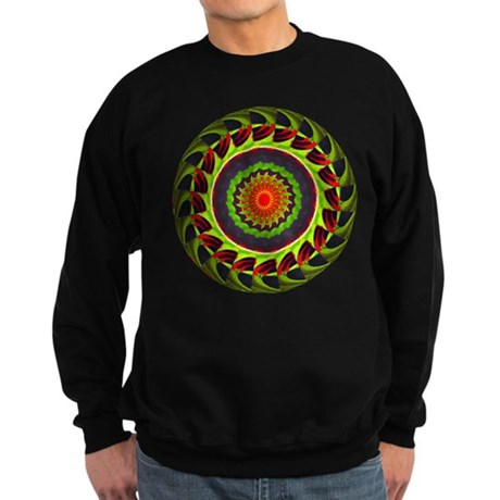 Kaleidoscope 00025 Sweatshirt (dark)