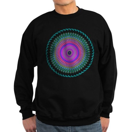Kaleidoscope 006 Sweatshirt (dark)