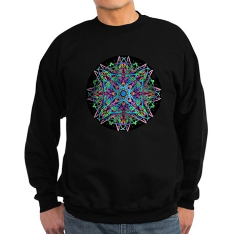 Kaleidoscope 005e Sweatshirt (dark)