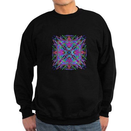 Kaleidoscope 005 Sweatshirt (dark)