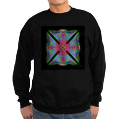 Kaleidoscope 000a2 Sweatshirt (dark)
