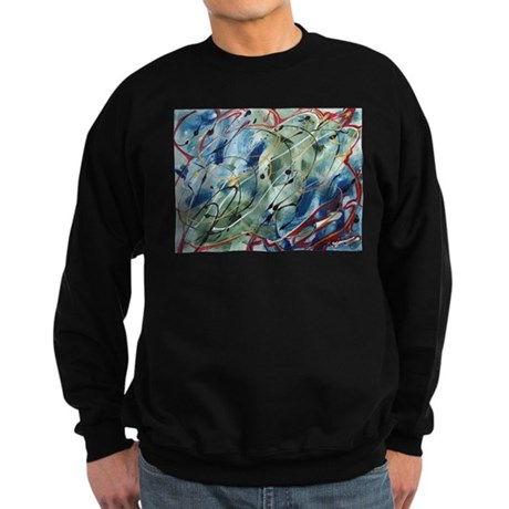 Untitled Abstract Sweatshirt (dark)