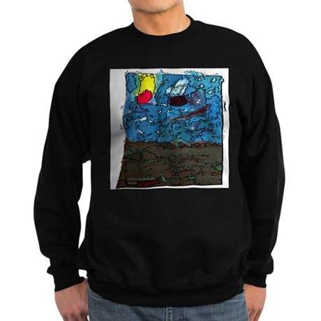 Two Asteroids Sweatshirt (dark)
