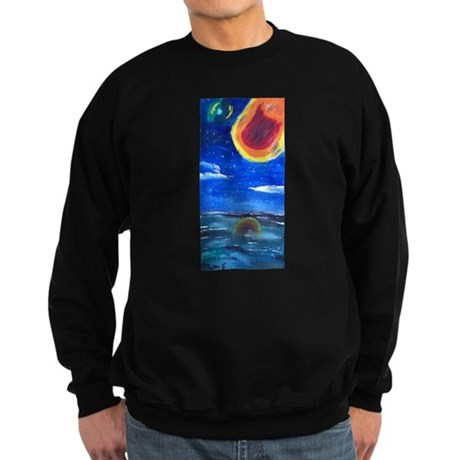 Asteroids Sweatshirt (dark)