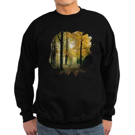 Autumn Woods Sweatshirt (dark)