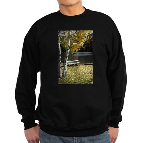 Picnic Table Sweatshirt (dark)