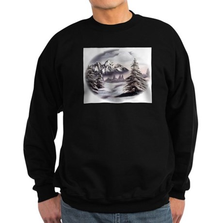 Snow Mountain Sweatshirt (dark)
