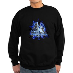 Dance to the Piper Sweatshirt (dark)