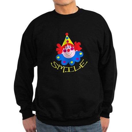 Clown Sweatshirt (dark)