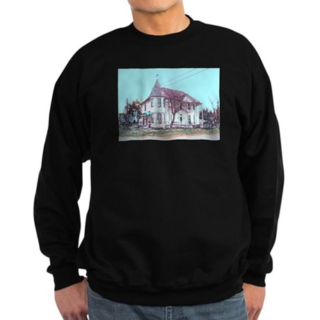 Old House on the Corner Sweatshirt (dark)