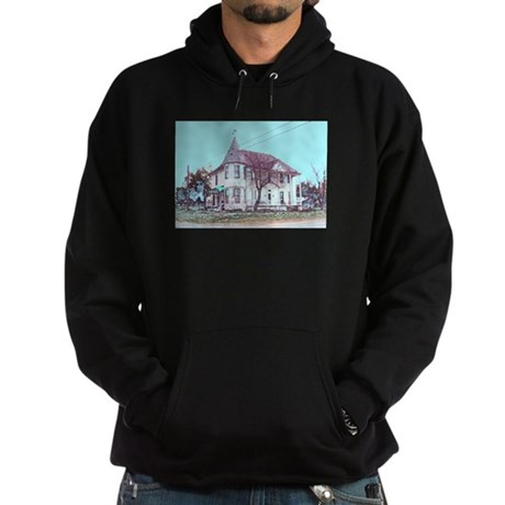 Old House on the Corner Hoodie (dark)