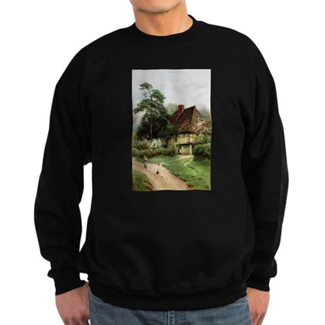 English Country Cottage Sweatshirt (dark)