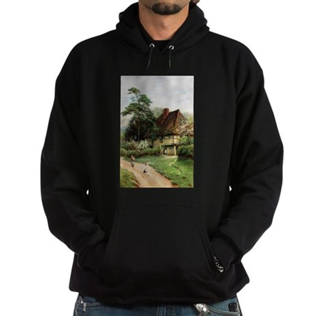 English Country Cottage Hoodie (dark)