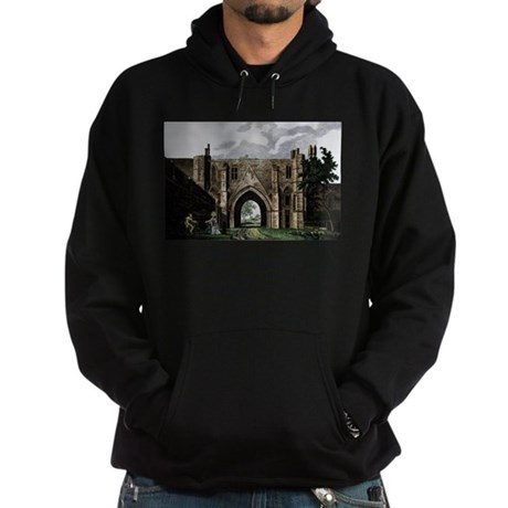 Reading Abbey Hoodie (dark)