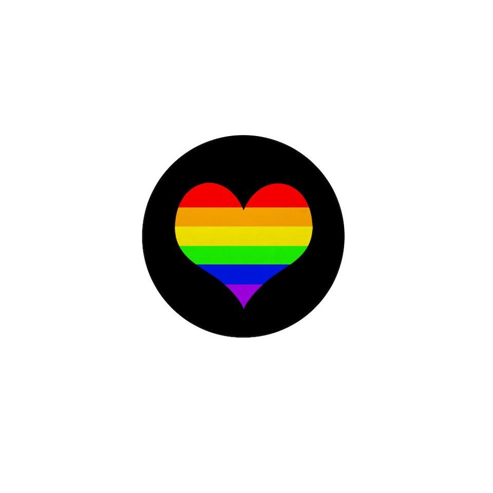 Lesbian, Gay, Bi and Trans Liberty  Irregular Liberal Bumper Stickers