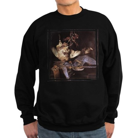Still-Life with Hunting Equip Sweatshirt (dark)