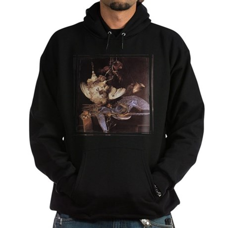 Still-Life with Hunting Equip Hoodie (dark)