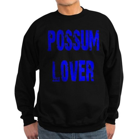 Possum Lover Sweatshirt (dark)