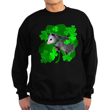 Lucky Irish Possum Sweatshirt (dark)