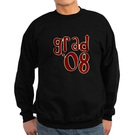 Grad 08 - Brown - Sweatshirt (dark)