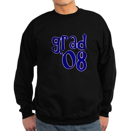 Grad 08 - Purple - Sweatshirt (dark)