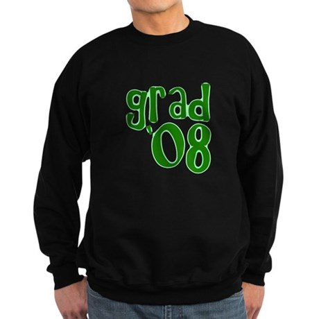 Grad 08 - Green - Sweatshirt (dark)