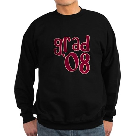 Grad 08 - Brick Red - Sweatshirt (dark)