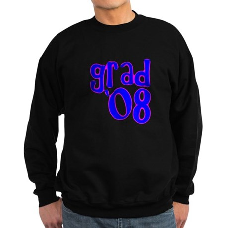 Grad 08 - Blue - Sweatshirt (dark)