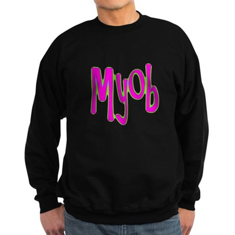 MYOB Sweatshirt (dark)