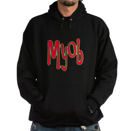 MYOB Hoodie (dark)