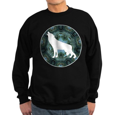 White Wolf Sweatshirt (dark)