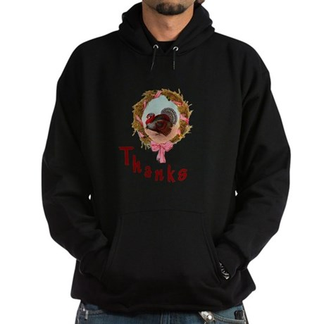 Thanks Turkey Hoodie (dark)