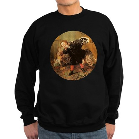 Vintage Thanksgiving Sweatshirt (dark)