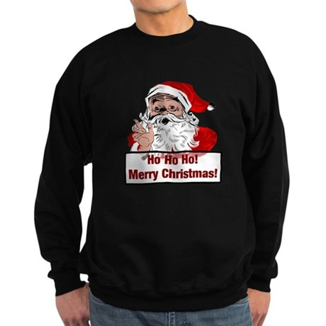 Santa Clause Sweatshirt (dark)