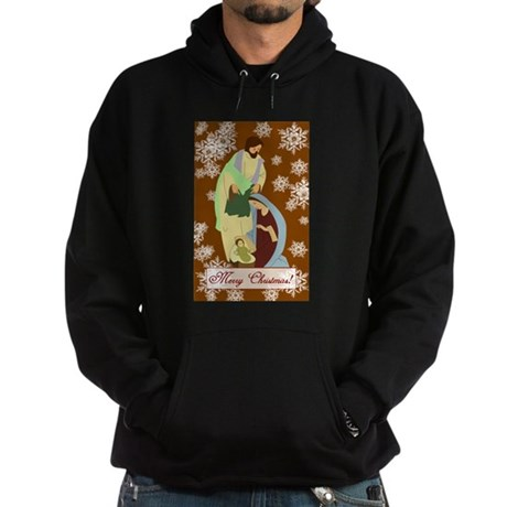 The Nativity Hoodie (dark)