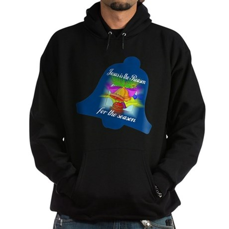 Jesus is the Reason Hoodie (dark)