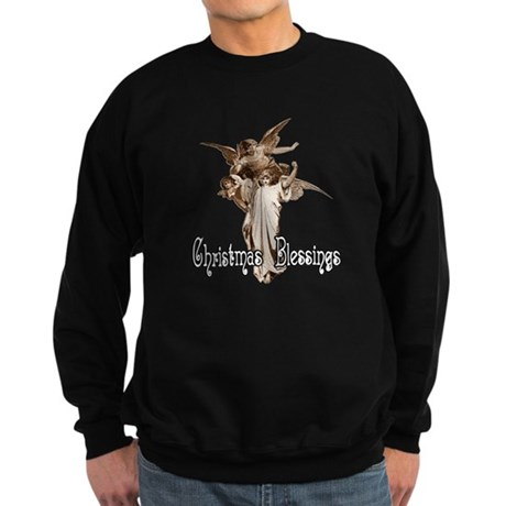 Christmas Blessings Sweatshirt (dark)