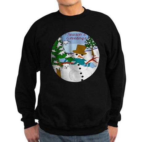Season's Greetings Sweatshirt (dark)