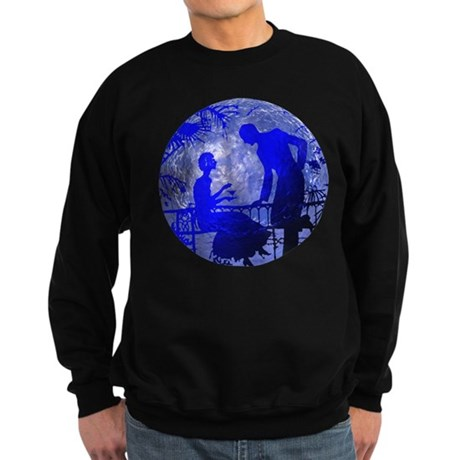 Blue Moon Lovers Sweatshirt (dark)