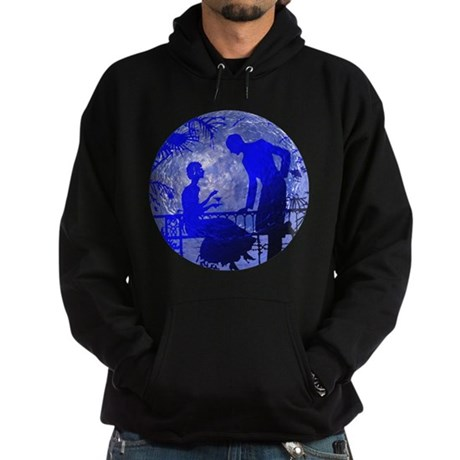 Blue Moon Lovers Hoodie (dark)