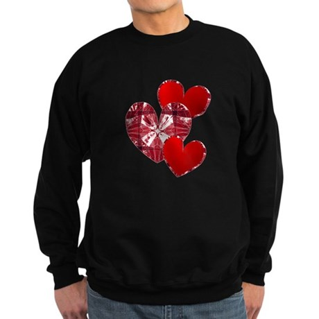 Country Hearts Sweatshirt (dark)