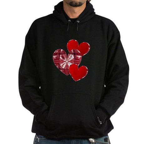 Country Hearts Hoodie (dark)