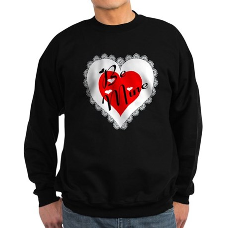 Lacy Heart Sweatshirt (dark)