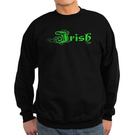 Irish Sweatshirt (dark)