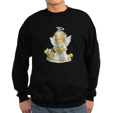 Easter Angel Sweatshirt (dark)